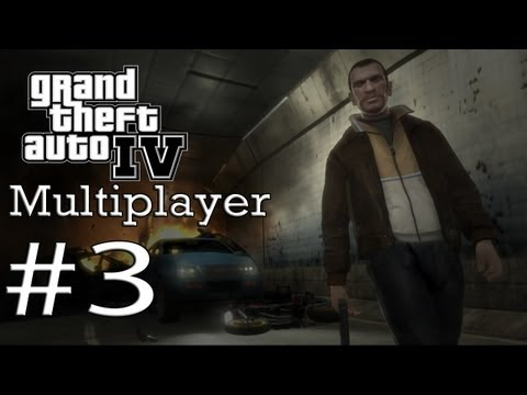 Grand Theft Auto 4 Multiplayer Event 3