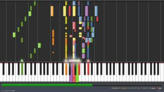 [Synthesia] Hatsune Miku - Miracle Paint