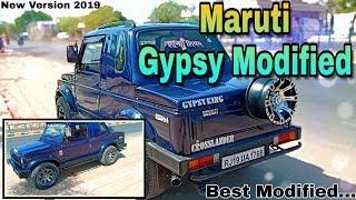 Maruti Gypsy Modified    Monster Gypsy    best modified maruti Gypsy    New Modified 2019
