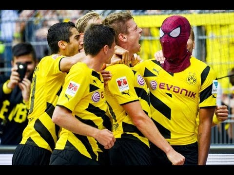 Borussia Dortmund vs Bayern Munich 2:0 All Goals & Full Highlights German Super Cup 13/08/2014