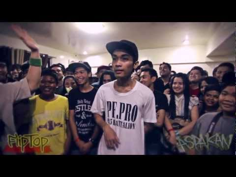 Fliptop - Sinio Vs Rish video