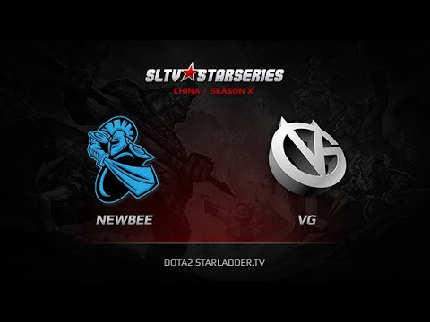 NewBee vs Vici Gaming, SLTV ChinaSeason X, Day 4, Game 3