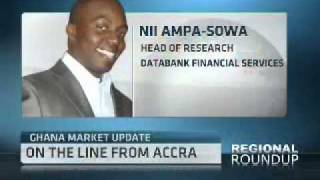 August - Ghana Market Update with Nii Ampa-Sowa