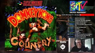 Donkey Kong Country VHS #01