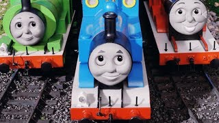 NEW Thomas The Tank Engine Game! Thomas the Train Game for Kids! Train Cartoon Thomas and Friends