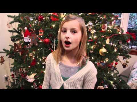 Hannah Singing Edelweiss