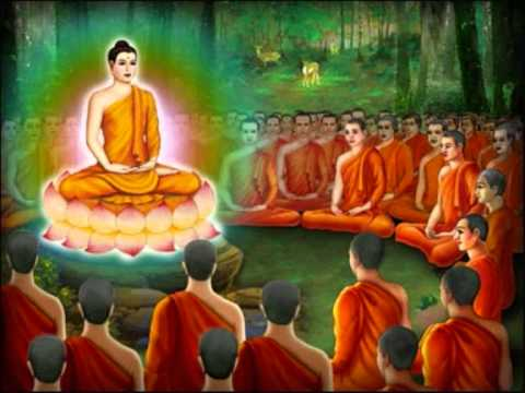 Tay Bon Mar- Tin Tin Mya, Yee Yee Thant, Maung Maung Gyi- Myanmar Buddhist Dhamma Song video