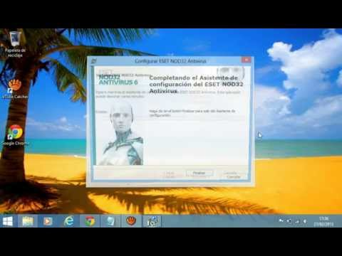 Descargar E Instalar ESET NOD32 Antivirus 6 + Serial Y Activador | How