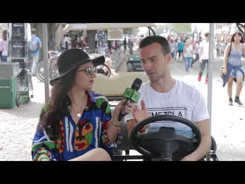 Interview: Gabriel Garzón-Montano at SXSW 2015