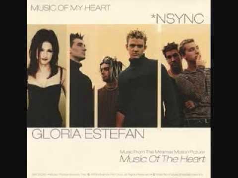 Gloria Estefan & *Nsync - Music Of My Heart REMIX