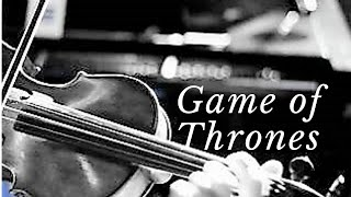 Game of Thrones Season 8. Crypts of Winterfell. Ambient Violin Cover.