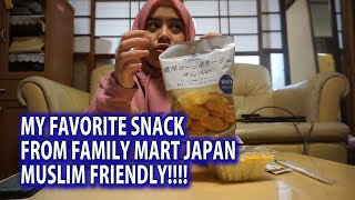 (WFH) First Time Making Video From Home: Recommended Snack from Famima Japan