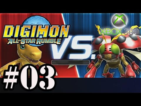 Let's Play: Digimon All-star Rumble - Parte 3 video