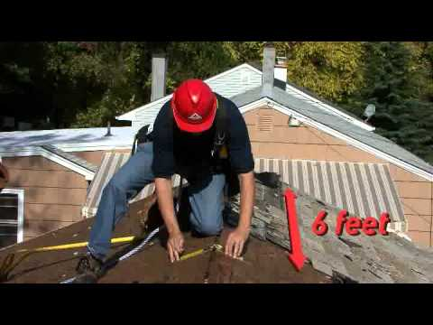 Installing A Fall Protection System Youtube