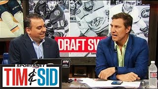 Does P.K. Subban Trade Free Up Space For Matt Duchene? | Tim and Sid