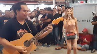 Download Song Kaujan dari Marocco nyanyi lagu Nuruel Ain dan menari bila bob main muzik lagu raya. Free StafaMp3