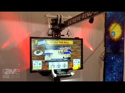 DSE 2015: Freshwater Digital Talks About Extreme Ring Swing Game System