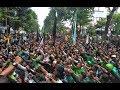 Ribuan Bonek Jombang Berkumpul Di Alun-Alun, Ada Apa??