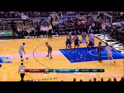 Victor Oladipo Highlights Hawks vs. Magic 12.13.2014 - 15 Points, 7 Assists
