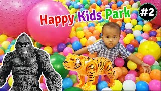 Learn playing in the kids park,Kids play toys,Videos for kids new #2
