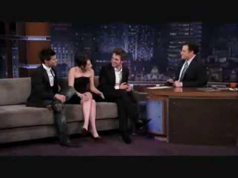 Interview with Kristen Stewart, Robert Pattinson, and Taylor Lautner ♥ || Part One
