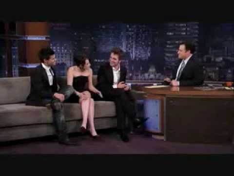 Interview with Kristen Stewart, Robert Pattinson, and Taylor Lautner ♥ || Part One