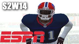WE CANT LAY AN EGG - ESPN NFL 2K5 BILLS FRANCHISE VS BEARS S2W14
