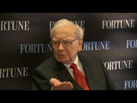 Watch Fortune's Q&A with Warren Buffett
