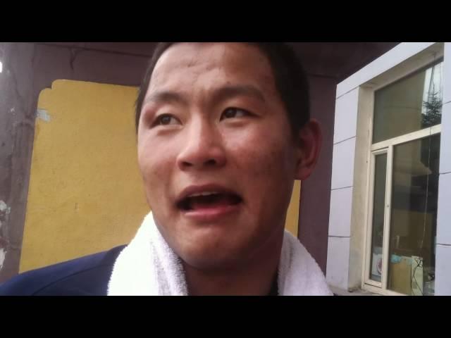 Turtogtokh Luvsandorj Post-Mongolian WTT