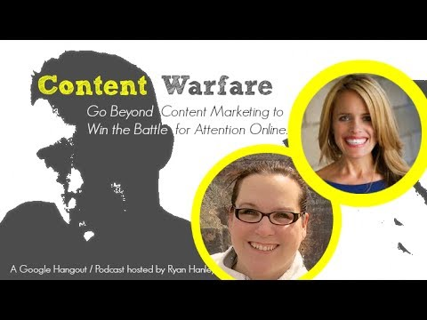 Dominate Image Content Marketing with Pinterest | Content Warfare TV
