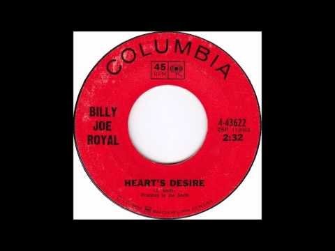Billy Joe Royal - Hearts Desire