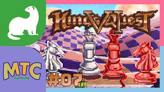 Let's Co-Play King's Quest VI Part 7 — Protracted queen scene
