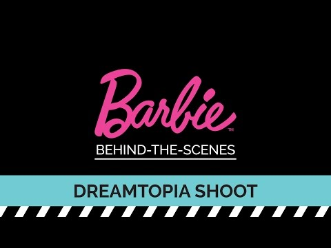 Behind-the-Scenes on a Barbie Dreamtopia Photo Shoot | Dreamtopia | Barbie