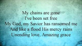 Amazing Grace My Chains Are Gone W O Vocal