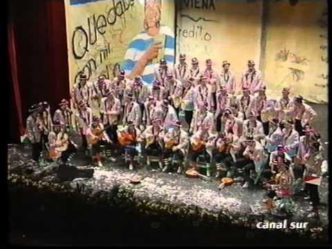 Coro - Quédate Con Mi Copla | Actuación Completa | FINAL | Carnaval 1993