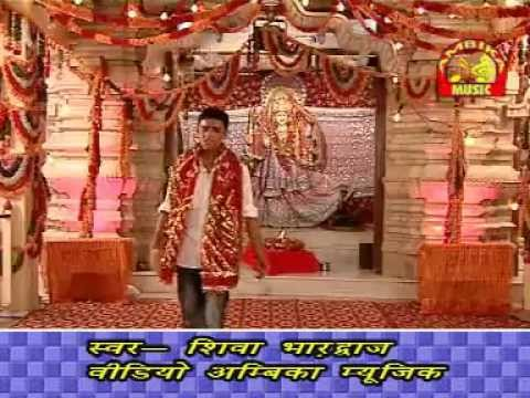 Maa Ambe New Latest Hindi Bhakti Video Song Of 2012-mahima Hai Nirali Teri Maa video