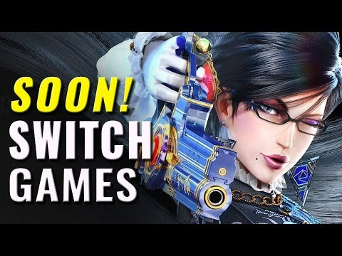 Top 50 Upcoming Switch Games of 2018-2019