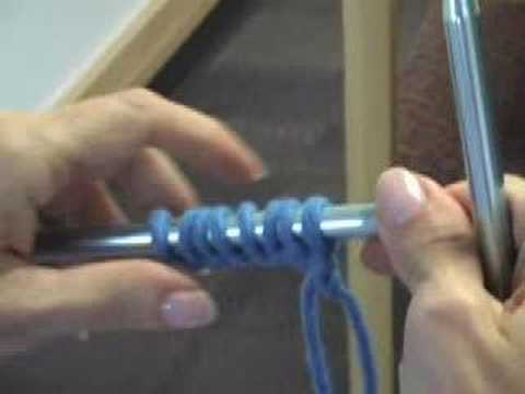 Mrs. Moskowitz's Knits: How to Knit: Part I