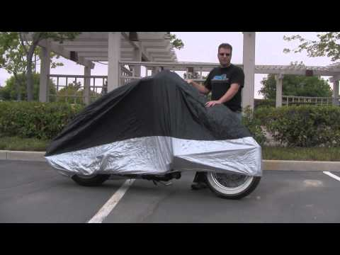 WeRev Motorcycle Cover Video Review