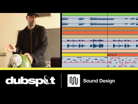 Ableton Live Tutorial: 'Sound Design w/ Common Objects' - Chris Petti @ Decibel Festival