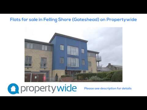 Flats for sale in Felling Shore (Gateshead) on Propertywide