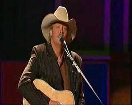 Alan Jackson - In The Garden