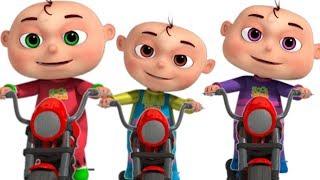 Vehicle Song   Learn Vehicles For Kids  Nursery Rhymes   Zool Babies Fun Songs   Videogyan 3d Rhymes