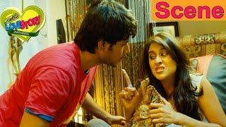 Regina Cassandra Fires On Sundeep Kishan - Emotional Scene - Routine Love Story Movie Scenes