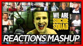 The REAL Suicide Squad Reaction's Mashup by Subbotin