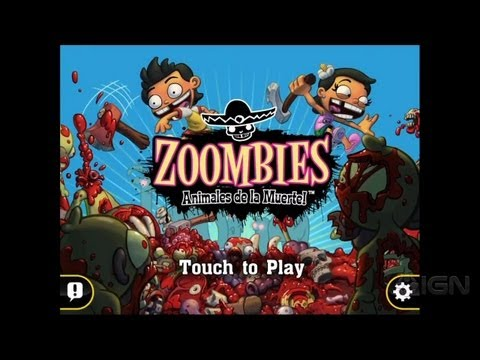 IGN Plays Zoombies: Animales de la Muerte