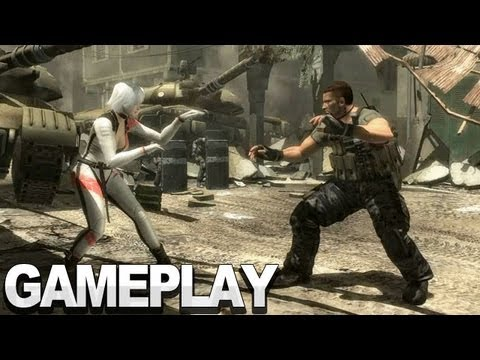 Dead or Alive 5  Gameplay(X360/PS3)