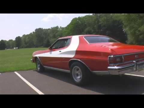 Starsky & Hutch 1975 Ford Gran Torino