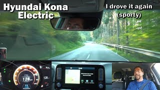 Hyundai Kona Electric Premium 64KWh - I drove it again (sporty)