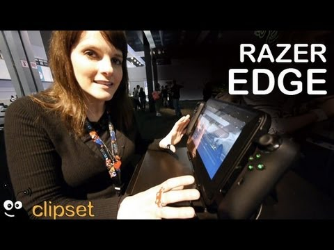 Razer Edge E3 2013 preview Videorama